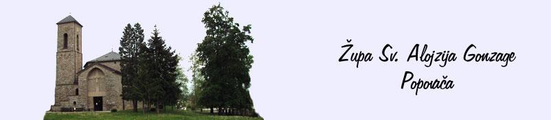 Župa Sv. Alojzija Gonzage u Popovači